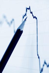 Der Rückkaufswert für Ihre fondsgebundene Lebensversicherung hängt vom Börsengang ab.